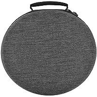 Funda para auriculares, Geekria® Ultrashell, para Sony MDR 7506, V6, 700, 750, 770, 880, 900, 1A, Z7, 950bt y más, funda rígida para transportar auriculares, con espacio para cable y accesorios