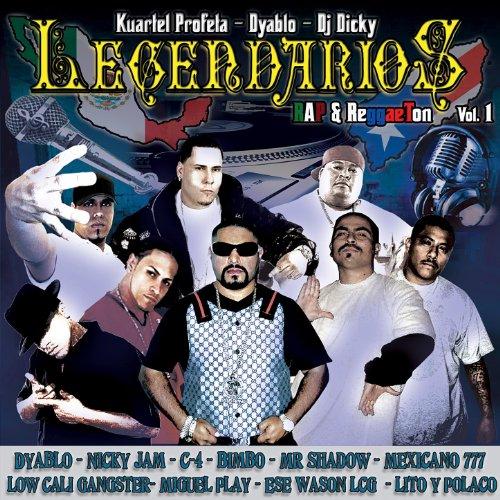 Legendarios - Rap & Regaetton ...