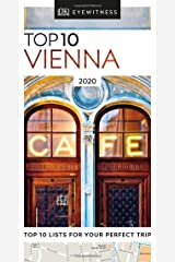 DK Eyewitness Top 10 Vienna: 2020 (Pocket Travel Guide) Paperback