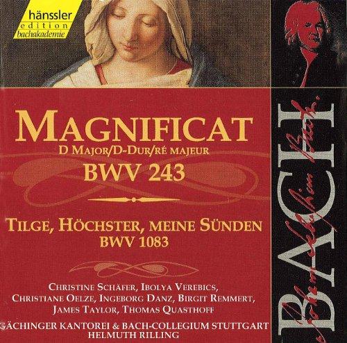 Bach, J.S.: Magnificat in D Ma...