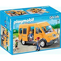 Playmobil Colegio Autobús escolar (6866)