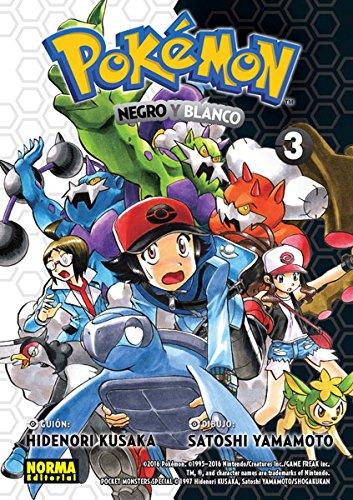 Descargar Libro Pokemon 28. Negro y blanco 3. de Satoshi Yamamoto Hidenori Kusaka
