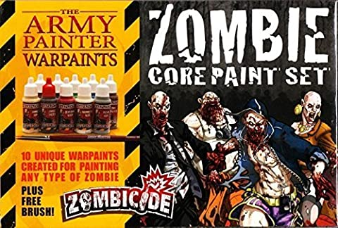 The Army Painter Warpaints Zombicide Core Zombie Set by The