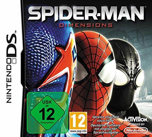 Spider-Man: Dimensions (Spiderman Ds-spiele)
