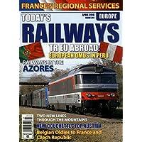 TODAY`S RAILWAYS EUROPE [Jahresabo]
