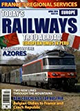 TODAY`S RAILWAYS EUROPE  Bild