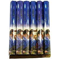 Räucherstäbchen Opium Bangalore Indien 6 Packungen je 20 Stäbchen=120 Stäbchen preisvergleich bei billige-tabletten.eu