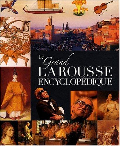 Le Grand Larousse encyclopédique : Dictionnaire encyclopédique en 2 volumes