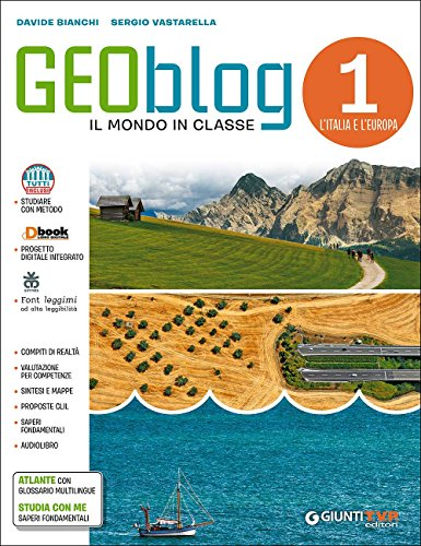 Geoblog. Per la Scuola media. Con e-book. Con espansione online: 1