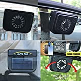 Best Fan For Cooling - CPEX Solar Powered Car Window Windshield Auto Air Review