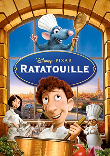 Ratatouille [dt./OV] (Arthur Kinder Dvd)