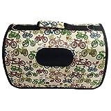 Faltbare Transportbox für Hunde, Katze, Welpen Reise-Transporttasche