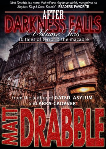 free kindle book After Darkness Falls 2 - 10 Tales of Terror - Volume Two