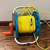 ThorRobotics 4-adriges Kabel für Unterwasser-Drohne ROV-Verbindung mit Bodenstation und ROV