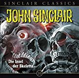 Die Insel der Skelette - John Sinclair Classics 10