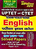 UPTET CTET ENGLISH: SOLVED PAPERS 2017-18 (20180717 Book 85)
