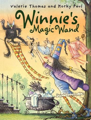 Winnie's Magic Wand (Winnie the Witch)