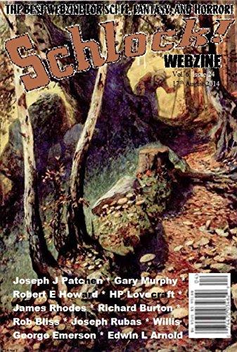 Schlock! Webzine Vol. 6, Issue 24 (English Edition) eBook: Joseph ...
