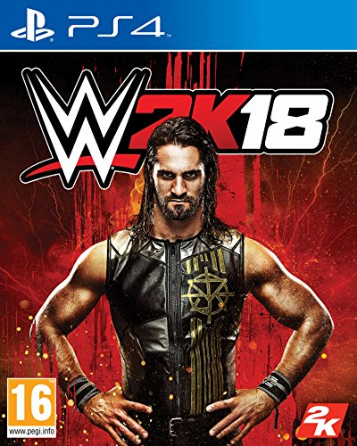 WWE 2K18 - PlayStation 4 [Edizione: Regno Unito]