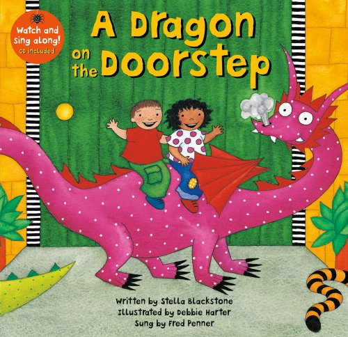Dragon on the Doorstep Cover Image