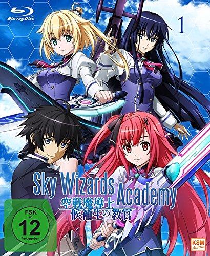 Sky Wizards Academy – Episode 01-06 [Blu-ray]