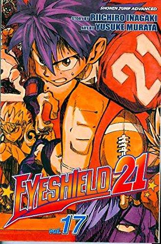 EYESHIELD 21 GN VOL 17 por Riichiro Inagaki