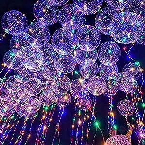 Globos LED Bobo globos de