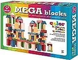 Kukuryku kukuryku0604Holz Mega Blocks (74-Piece)