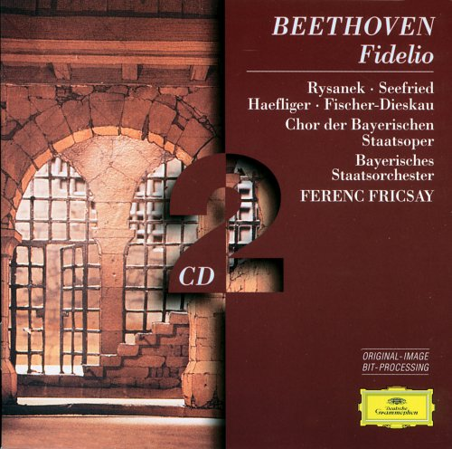 Beethoven : Fidelio (Coffret 2 CD)