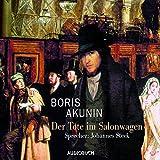 Der Tote im Salonwagen (Fandorin ermittelt 7) - Boris Akunin