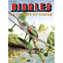 Biggles, Tome 8 : La 13e Dent du Diable