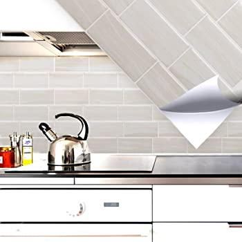 Wall Crafts® 3D Peel and Stick adesivi da parete per cucina bagno ...