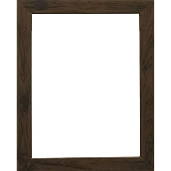 Skincare Cosmetics Ltd Modern Wood Finish Photopicture Frames In