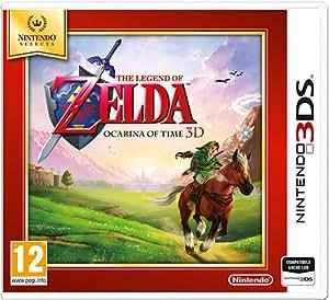 The Legend of Zelda: Ocarina of Time 3D - Nintendo Selects - Nintendo 3DS