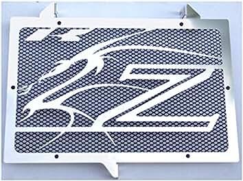 """Kühlerabdeckung  Z750 07/>14 design /""""Bulldog/"""" Kühlerverkleidung gitter"""