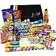 A-Z Sweetshop Cosmic Retro Sweets Treasure Box