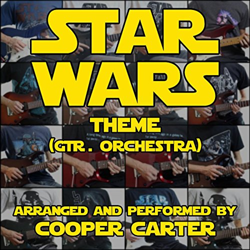 Star Wars Theme (Guitar Orchestra)