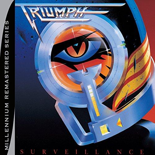 Triumph: Surveillance [Remastered] (Audio CD)
