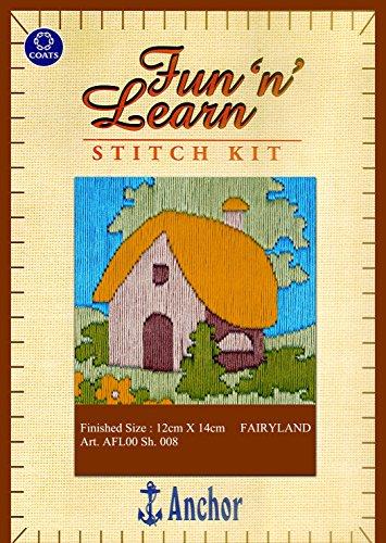 SE Anchor Stitch Kit Fairlyland