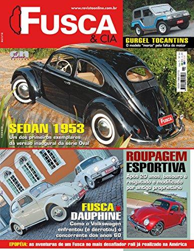 Fusca & Cia ed.44 (Portuguese Edition) por On Line Editora
