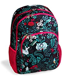 mochila escolar doble LADY DESIDIA by DIS2