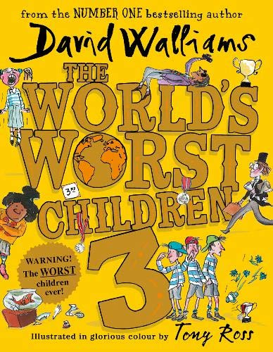 The World´s Worst Children 3 por David Walliams