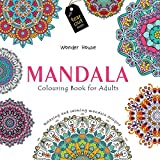 #1: Mandala: Colouring Books for Adults with Tear Out Sheets (Adult Colouring Book)