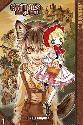 Grimms Manga Tales Volume 1 (ebook) (English Edition)