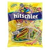 Hitschler Fruchtgummi-Schnüre 4 Farben, 125 g