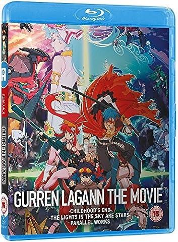 Gurren Lagann: Movie Collection [Blu-ray]