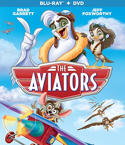 Aviators [Blu-ray] [Import anglais]