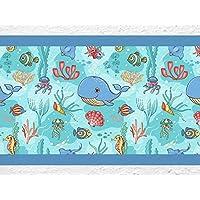 Amazon.fr : stickers dauphin - Décoration murale / Décoration de ...