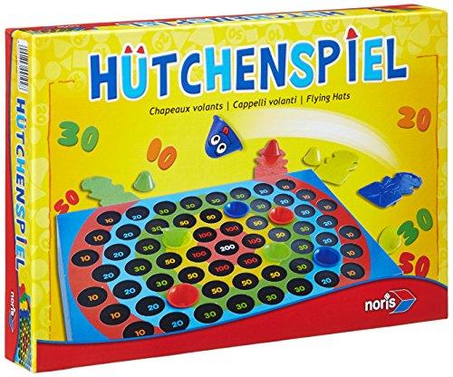 Noris-Spiele-606049102-Htchenspiel-Kinderspiel Noris 606049102 606049102-Hütchenspiel, Kinderspiel -
