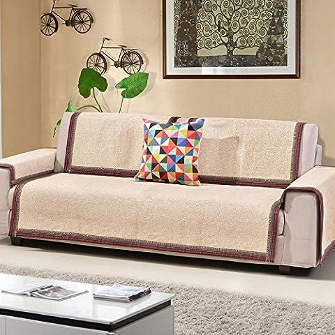 New day-Divano moderno divano moda cotone poliestere pad cuscini minimalista